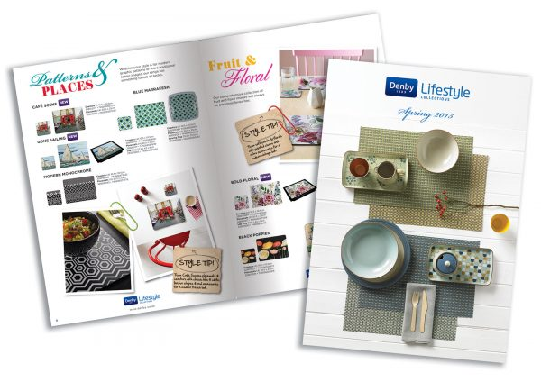 Denby Lifestyle Catalogue