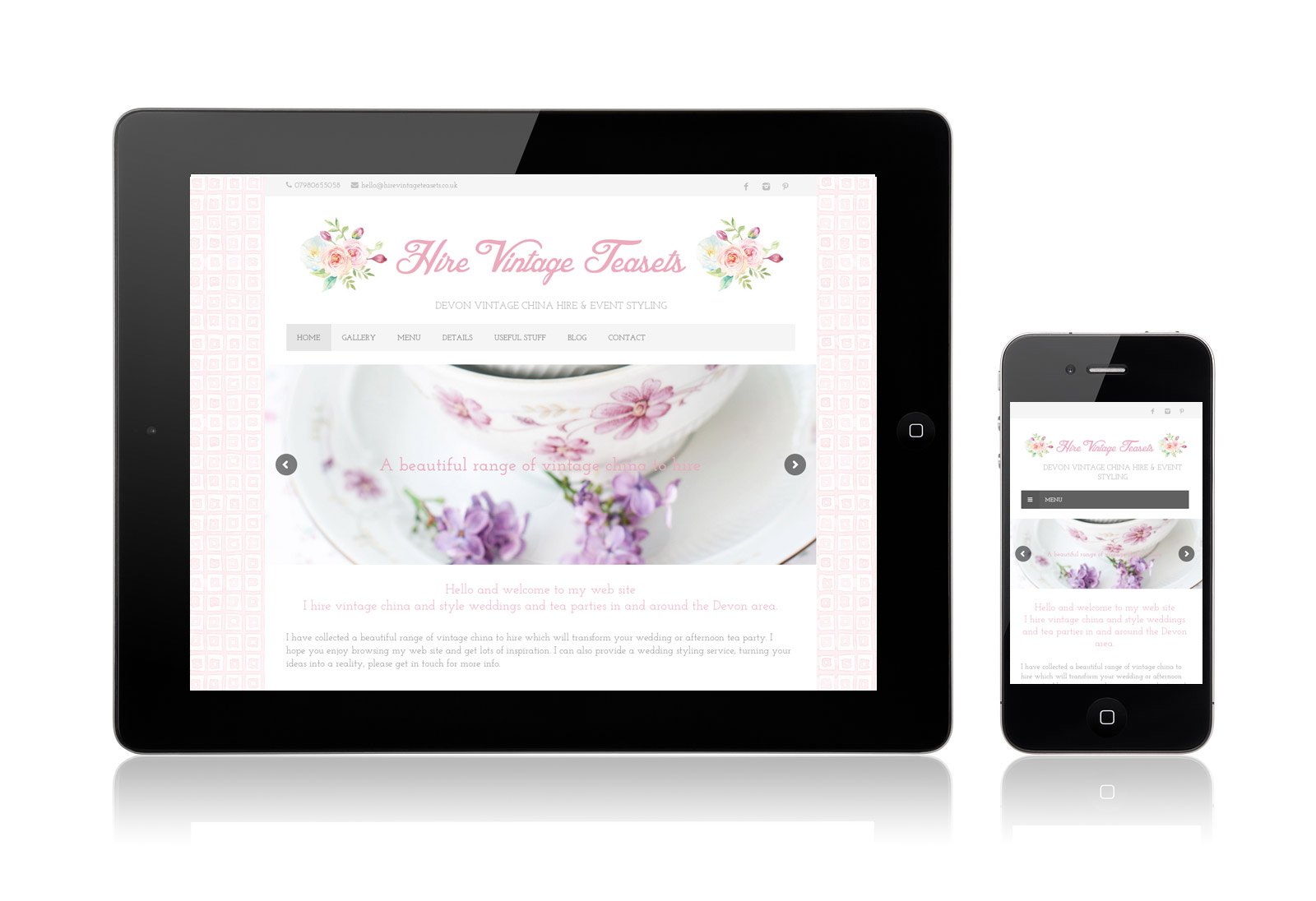 Web design Devon