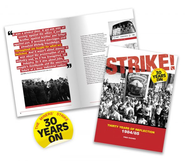 Strike! Book and promotional items