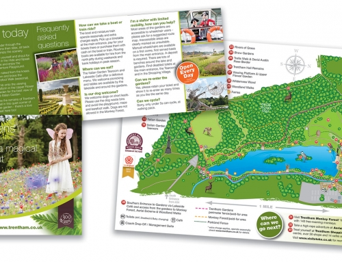 Trentham Gardens Pocket Guide