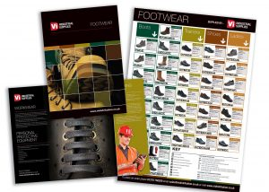 VI Industrial Supplies Footwear Catalogue