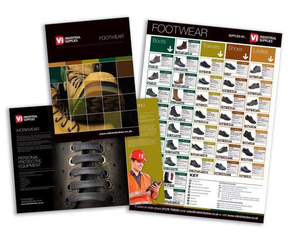 VI Industrial Supplies Footwear Catalogue